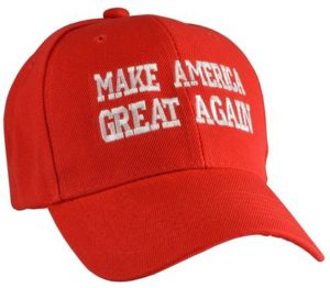 Donald Trump Make America Great Again Hats Embroidered (6 Colors) 10,000+ Sold