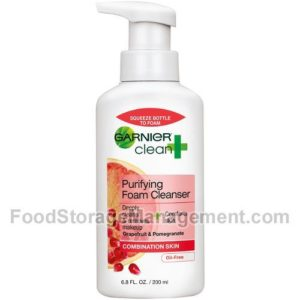 Garnier Clean Cleanser Foam Purifying 6.8oz Pump