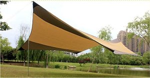 Hasika Escapist Tarp Waterproof Lightweight Large Tarp Shelter Screen