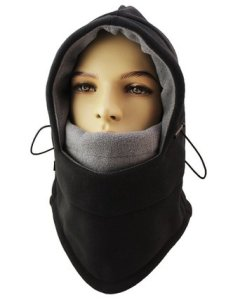 Lenikis Winter Versatile Neck Warm Fleece Ski Face Mask Balaclavas Hat
