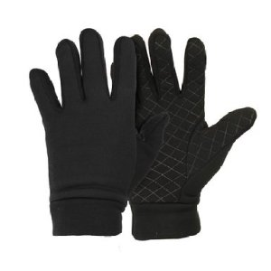Men's Women's (Unisex) Moisture Wicking Micro-fleece Running Sport Gloves