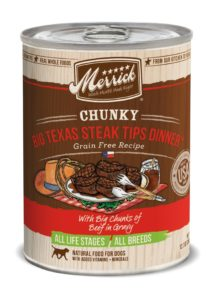 Merrick Chunky Pappy's Pot Roast Dinner