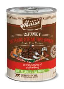 Merrick Chunky Pappy's Pot Roast Dinner