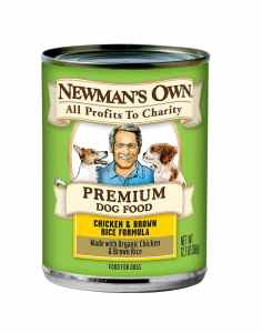 Newman's Own Organics for Puppies & Active Dogs