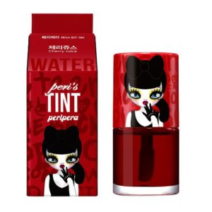 Peripera Peri's Tint Water Lip Balm, Cherry Juice, 0.27 Ounce