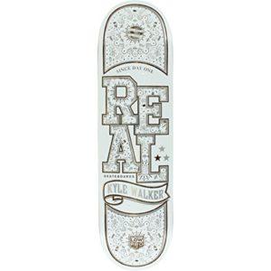 Real Skateboards Kyle Walker Poppin' Off Low Pro 2 Assorted Veneers Skateboard Deck - 8.38 x 32.56
