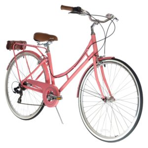 XDS Bikes Women's Nadine 7-Speed Comfort Bike, Pink