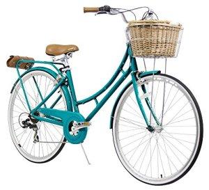 XDS Nadine 7-Speed Aluminum Comfort Bike, Teal