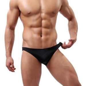 YiZYiF Men's Bikini Underwear Swim Briefs Sold by SHIFANG