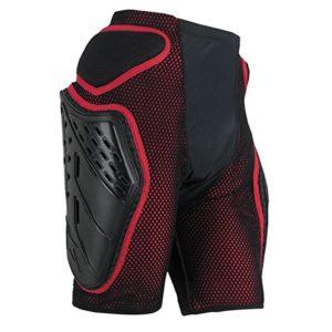Alpinestars Bionic Free Ride Shorts Black Red Mmedium
