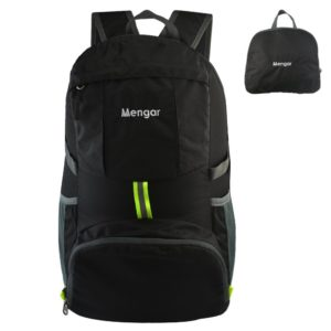 Backpack Daypack,Travel Backpack, Mengar 35L Foldable Waterproof Packable Backpack Hiking Daypack - Ultralight and Handy & Lifetime Warranty