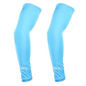 COOLOMG Golf Sun Protection Arm Cooling Sleeve-1 Pair