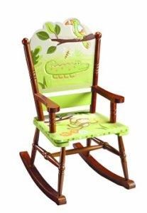 Guidecraft Papagayo Rocking Chair