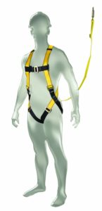 MSA Safety 10067953 Fall Protection Aerial Kit, Standard Size