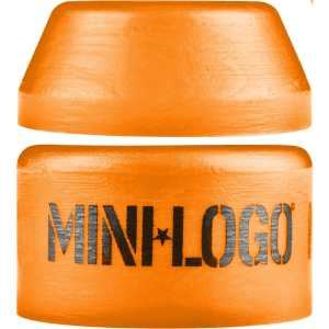 Mini Logo Medium Cone Barrel Orange Bushing Set - 94a
