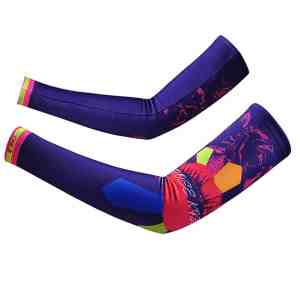 [UpMall] New Bicycle Bike Cycling Men'sWomen's Arm Warmer -One Pair