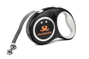 Walkbuddy Discover Retractable Dog Leash - 16 feet, Durable