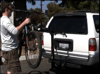 compare hitch mount bike racks allen
