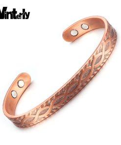 Bracelet Magnétique Cuivre Pour Homme ou Femme