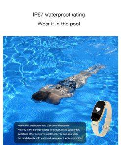 Smartwatch Élégante et Discrète 2