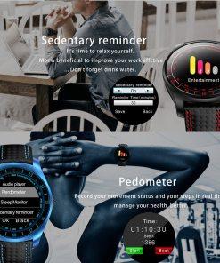 Smartwatch Beseneur Pour Homme 4