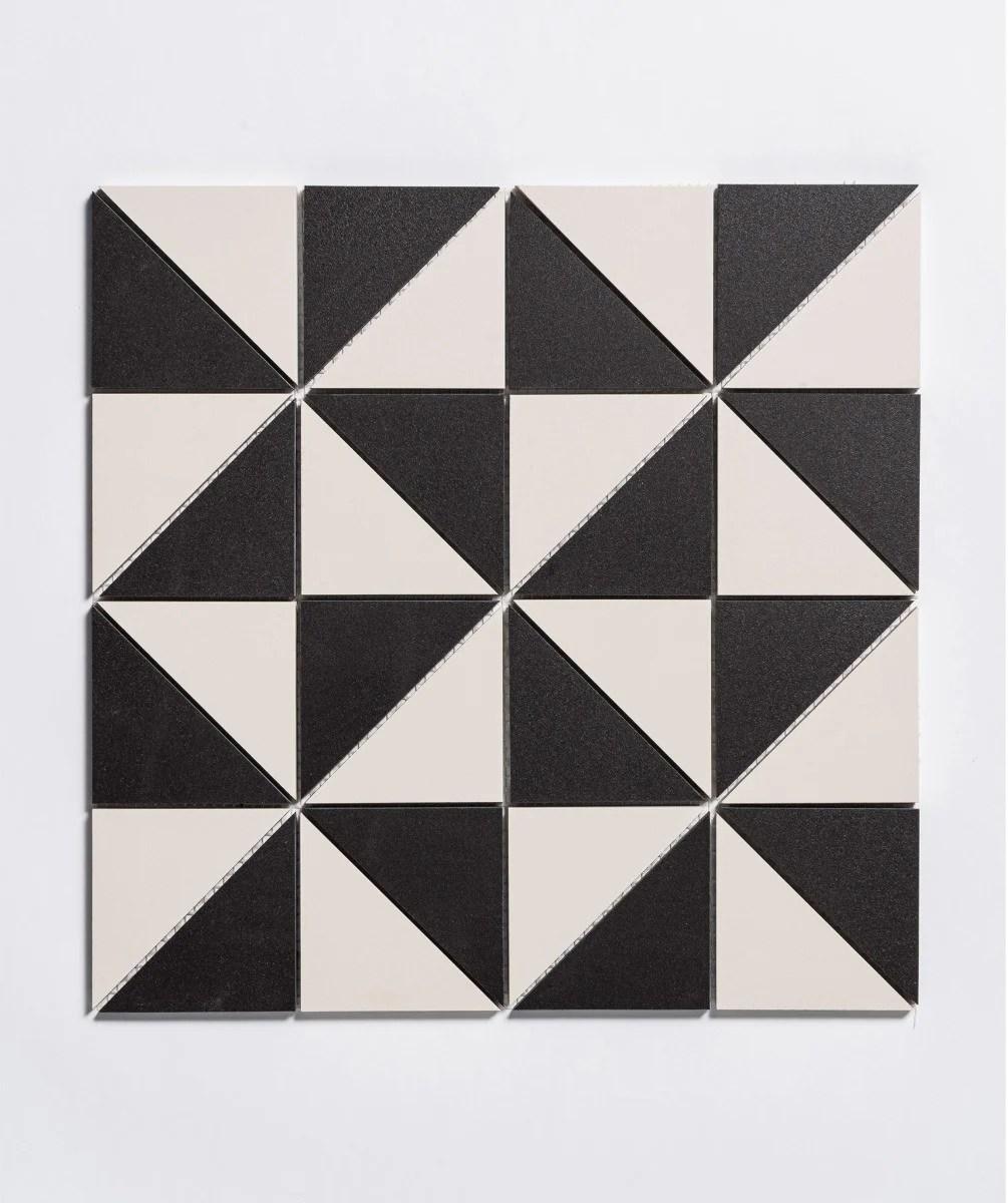 victorian flooring darlington black white tile