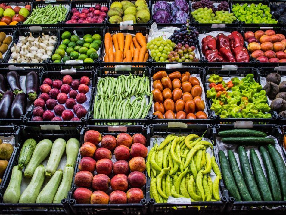 Meyve ve Sebzenin Açık Alanda Satışı yasak