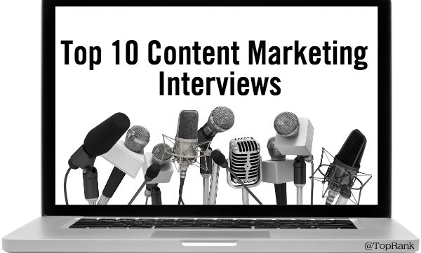 Content Marketing Interviews