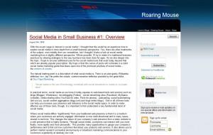 Lenovo Corporate Blog