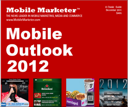 Mobile Outlook 2012