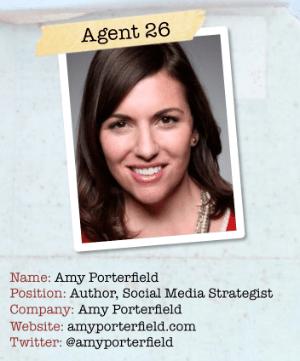 Amy Porterfield Content Marketing Secret Agent