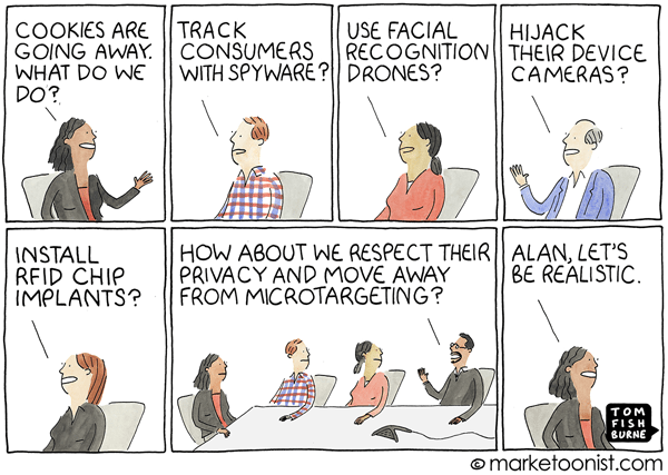 2021 April 16 Marketoonist Comic