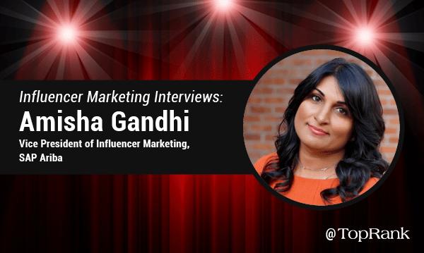 Amish Gandhi Influencer Marketing Interview