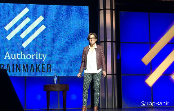 Ann Handley Authority Rainmaker 2015