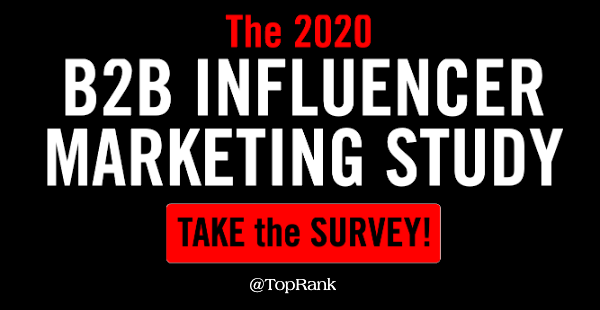 B2B Influencer Marketing Survey