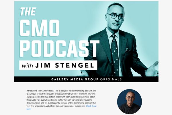 CMO Podcast Image