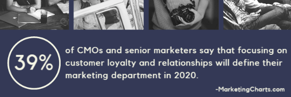 CMOs want to focus on relationships in 2020