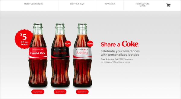Coca-cola omni-channel