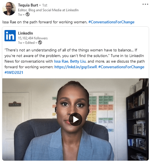 Conversations For Change Screenshot