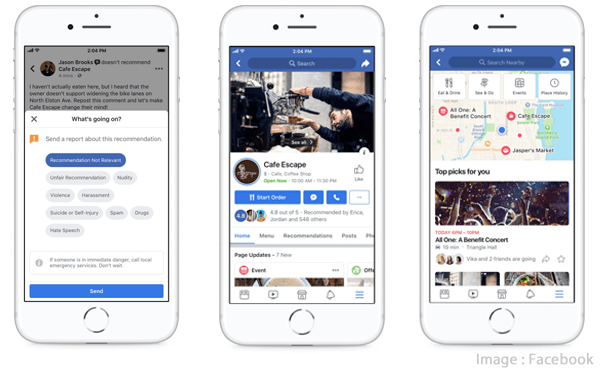 Facebook Business Pages