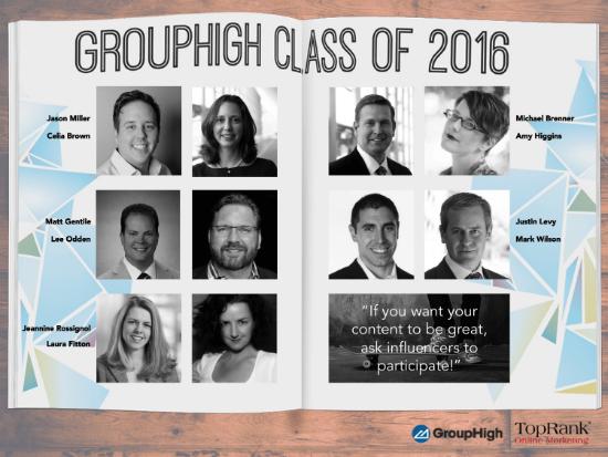 GroupHigh Influencers