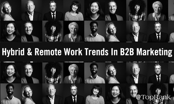 Dozens of black and white photos of business professionals.