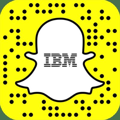 IBM Snapchat