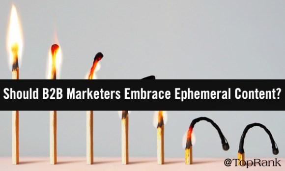 Burning Matches Emphemeral Content Image