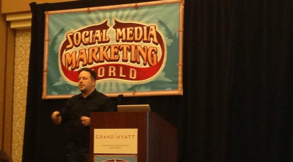 Jason Miller LinkedIn Marketing #SMMW14