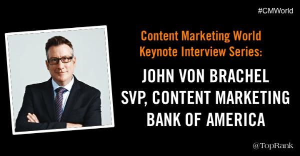 John von Brachel Bank of America