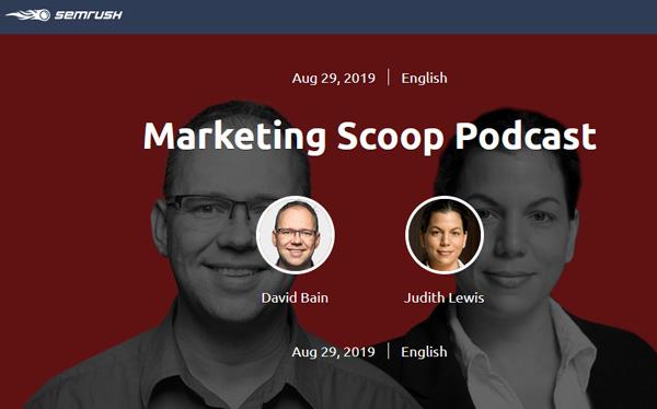 Marketing Scoop