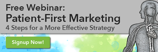 Patient-First Marketing Webinar