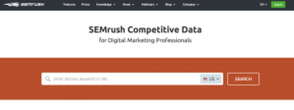 SEMRush Cyber Monday Deal