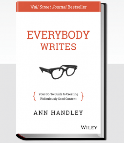Everybody Writes by Ann Handley